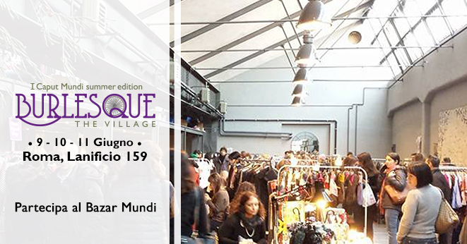Bazar Mundi – Il market Vintage