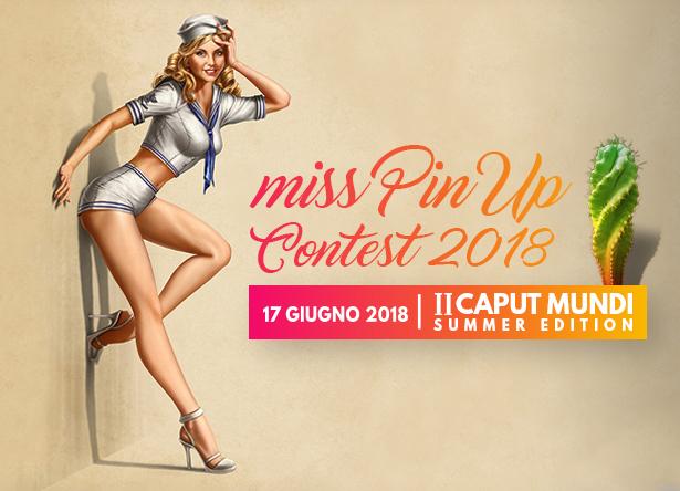 Miss Pin Up 2018